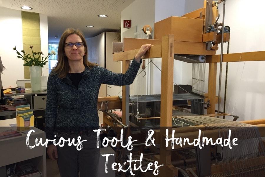Curious Tools & Handmade Textiles