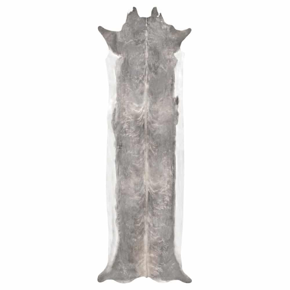 Superlong Stretched Cowhide – bleached