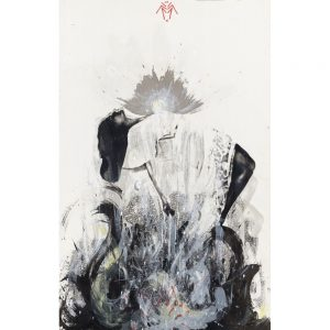 A4 Giclee reproduction print by Rachel Lee entitled Phobia 2  sold by Curious Egg