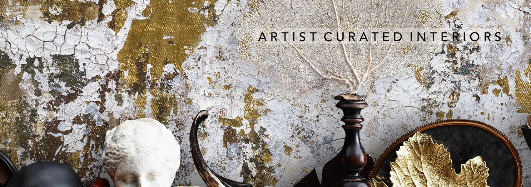 Curious Egg.  Artist Curated Interiors.