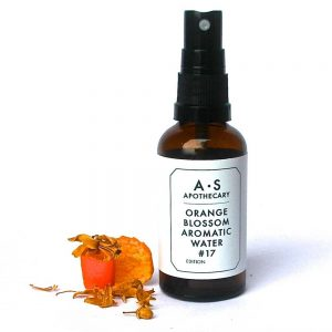 ORANGE BLOSSOM Aromatic Water Spritzer