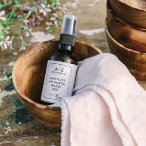 A.S Apothecary lavender water
