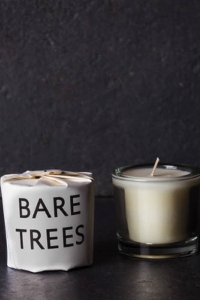 Bare Trees candle by Tatine