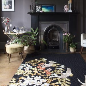 Mount Orient rug by Wendy Morrison lifestyle photo Fiona Cameron