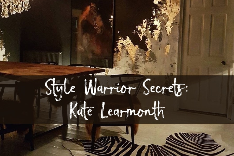 blog post image Style Warrior secrets Kate Learmonth by Curious Egg