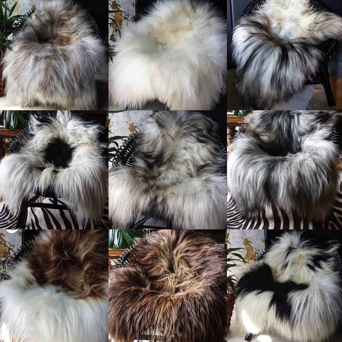 rare breed sheepskins