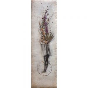 Original Mixed Media Artwork by Daria Zararnowska - Uplifted - Exclusively available at Curious Egg