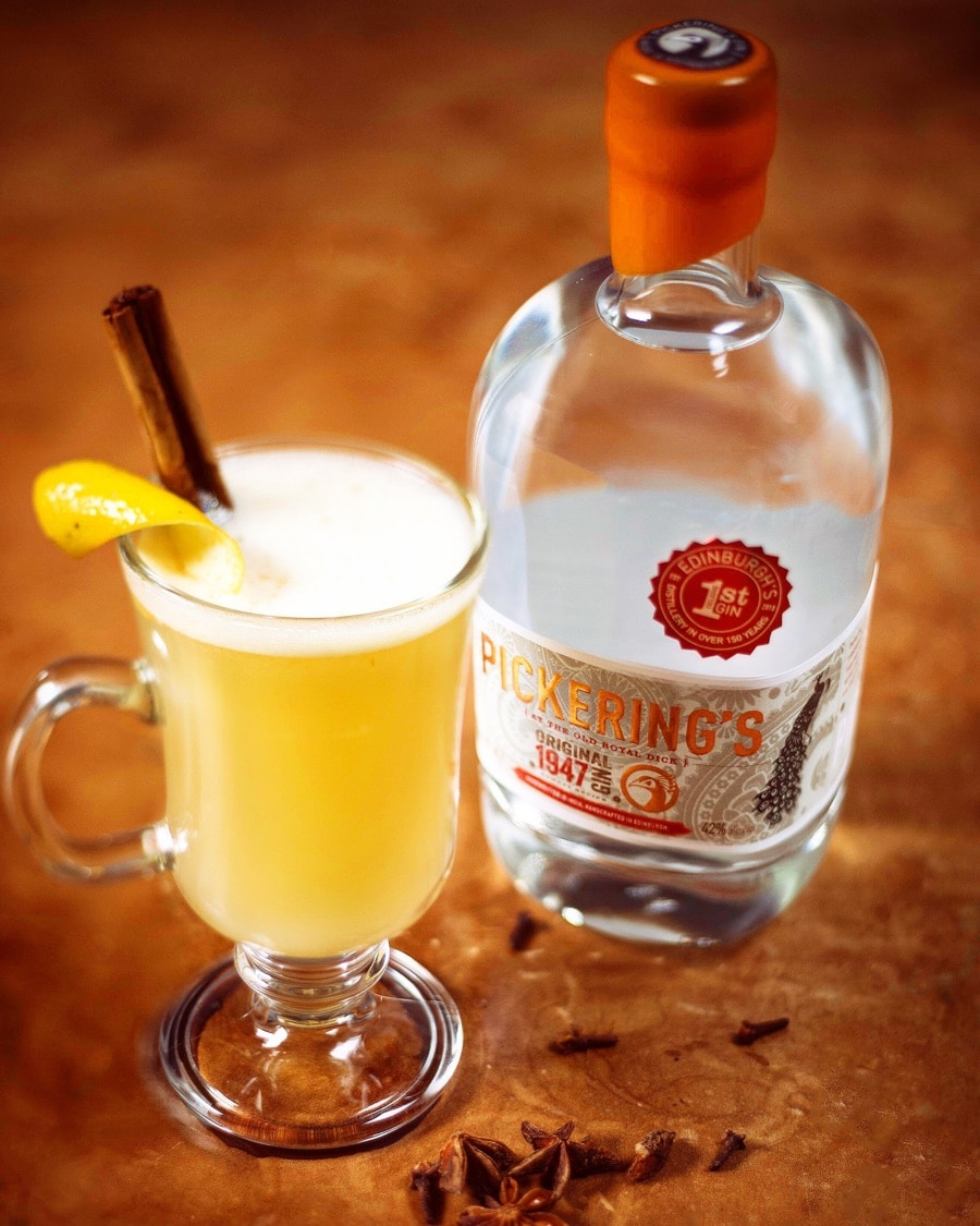 Pickerings Gin cocktail