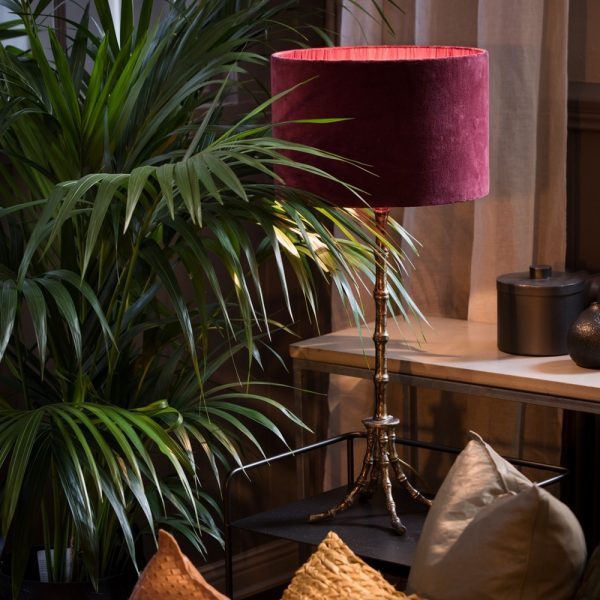 Curious Egg Mekong Table Lamp - Lifestyle Image