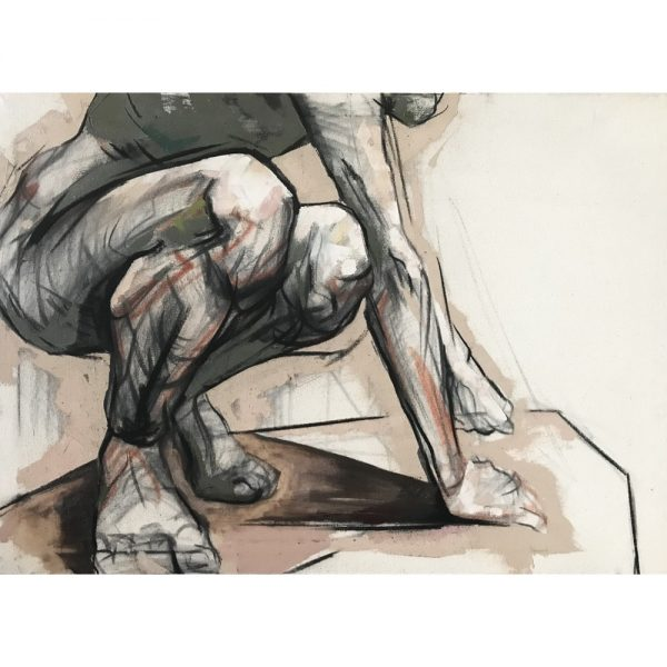 Kane McLay - Original Artwork - Figure 2 - exclusively available at Curious Egg