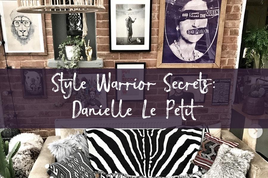 Curious Egg Style Warrior Secrets - Danielle Le Petit