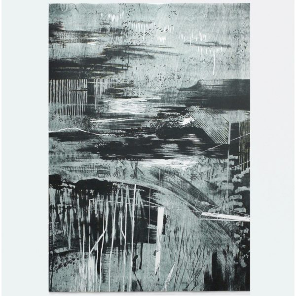 Holly Drewett Limited Edition Print - Metasis II - Exclusively Available at Curious Egg