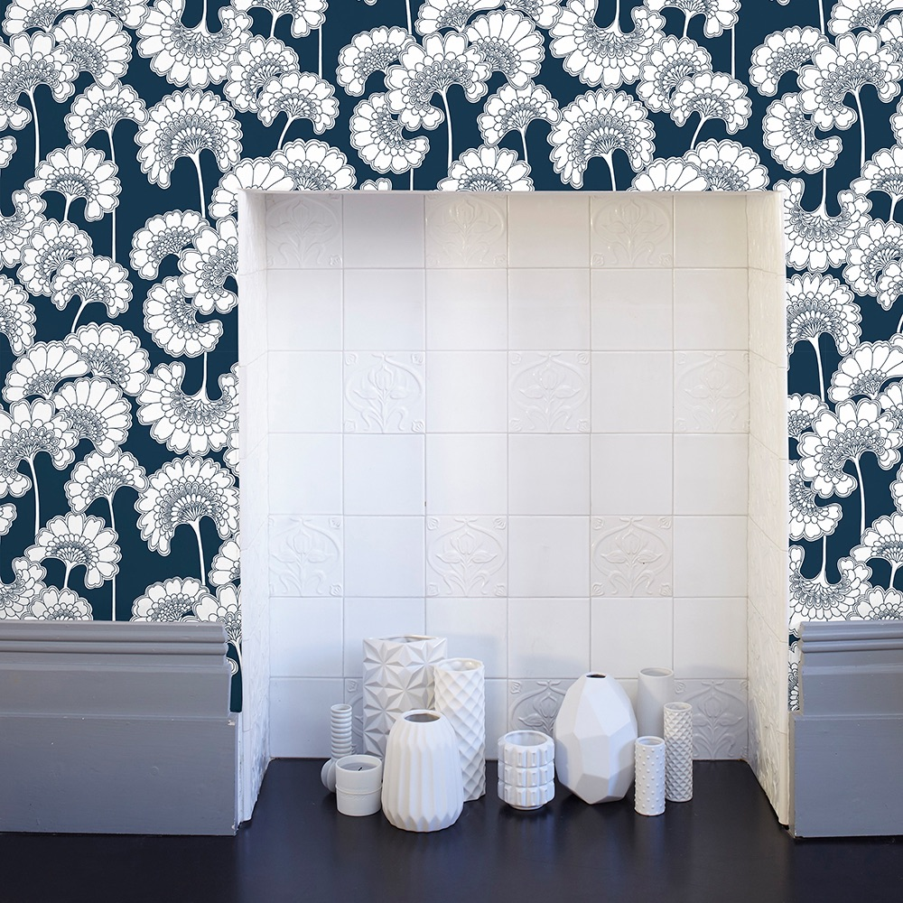 Florence-B-Japanese-Floral-Wallpaper-Navy-Curious-Egg-Lifestyle-for-web