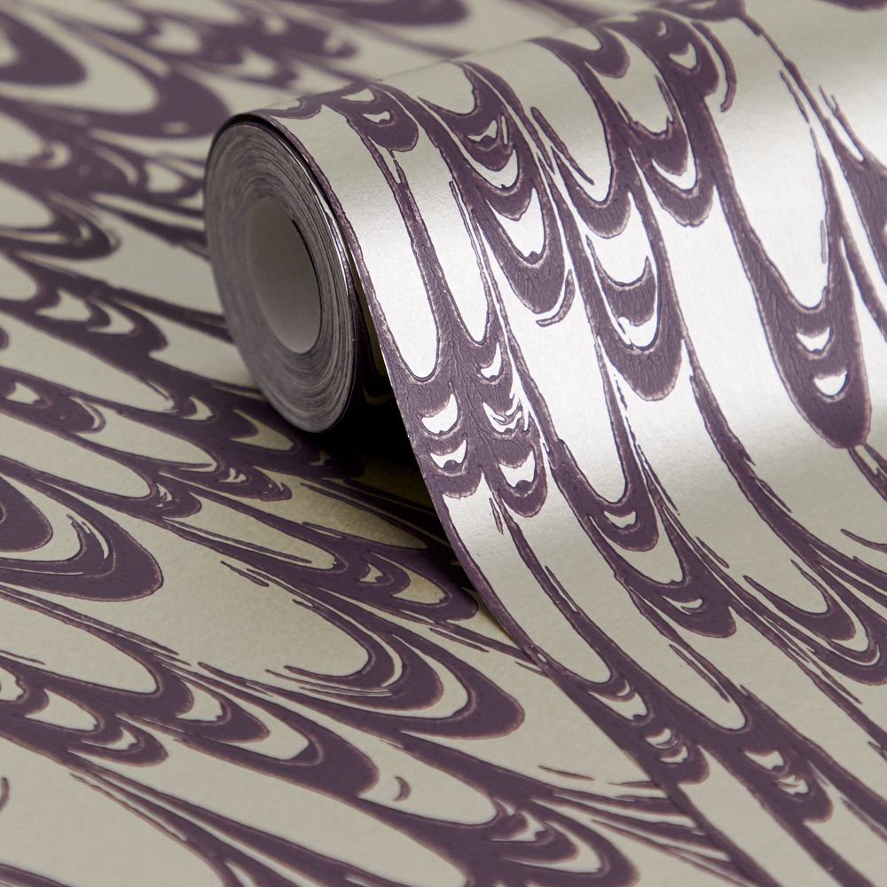 Florence-B-Waterjet-Wallpaper-Pewter-Aubergine-Curious-Egg-close-up-for-web