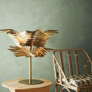 Curious Egg Eros Table Lamp - Lifestyle Image
