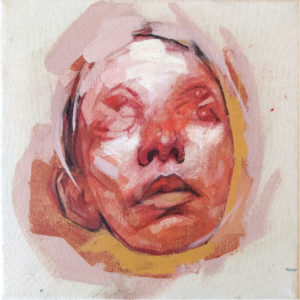 Emergence #5 Original Painting oil on canvas by Kane McLay at Curious Egg