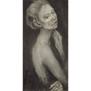 Pandora Series - 'Enid' Hand Finished Limited Edition Print