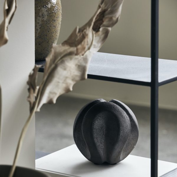Curious Egg Eternity Ball Sculpture lifestyle image