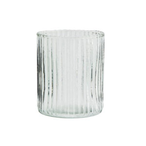 Curious Egg Vintage Ribbed Tumbler cut out Image